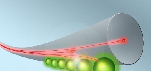 Учёные замедлили свет до 180 км/ч и на мгновение «остановили» его