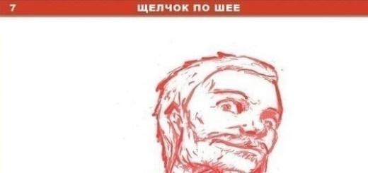 Чисто русские жесты и их происхождение